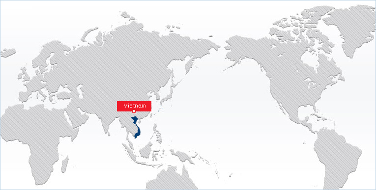Sinokor seihon world map showing vietnam sciox Image collections